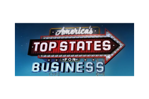CNBC, Top State for Business, Virginia