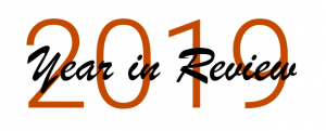 2019 year in review graphic