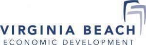 Virginia Beach Economic Development Logo
